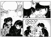 Ranma steals Instant Nannīchuan Powder