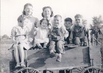 Abbott, Beatrice, Marge, Bernice, Norma, Ted, Donald and Ivan (1)