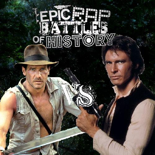 Han Solo vs Indiana Jones