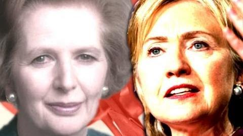 Crazy Rap Battles 4 Margaret Thatcher VS Hillary Clinton-0