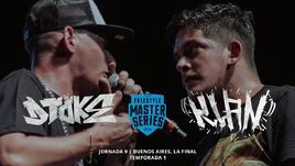 DTOKE vs KLAN - FMS Argentina 2018
