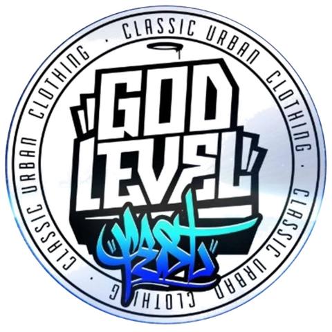 Logo oficial de God Level 2019.