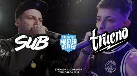 SUB vs TRUENO - FMS 2019