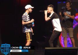CACHA vs REPLIK - FMS Argentina Jornada 9 2018