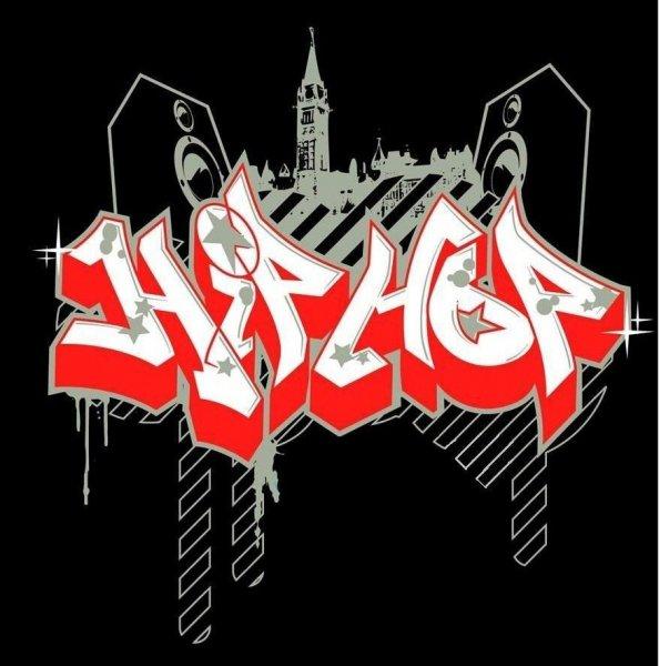 hip hop. De todo graff