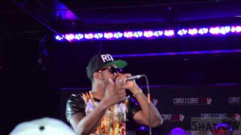 Coast 2 Coast presents King Los live in Philly