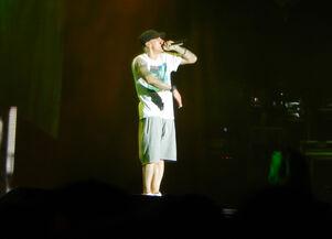 Eminem Lollapalooza 2014 Chicago