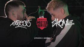 ERRECÉ vs SKONE - FMS 2017