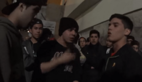 DANI vs MKS - Quinto Escalón 2015