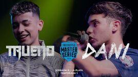 TRUENO vs DANI - FMS Argentina 2018