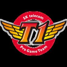 SK Telecom T1logo square