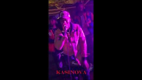 Kasinova Tha Don - Black Ink ATL Performance (2017)