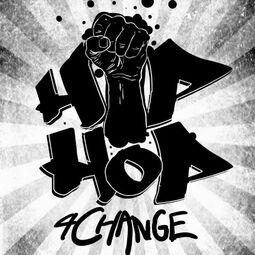 Hip Hop For Change - Logo
