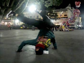 Breakdance Emanuel Solis