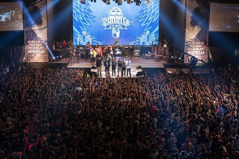 Red Bull Batalla de los Gallos Internacional 2013 | Wiki Rap | Fandom