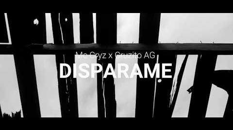''Disparame'' - Mc Cryz Feat. Cruzito AG (Cover) (Video Oficial)