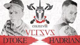 DTOKE vs HADRIAN - COLISEVM
