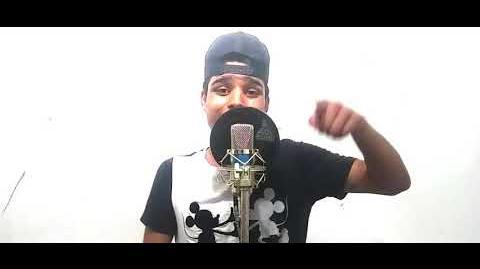 ''Rap Fase Dios'' - Mc Cryz (Cover de Kronno Zomber)