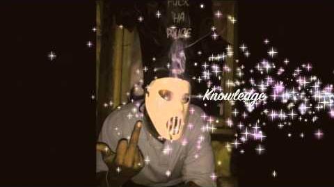 Baby Eazy-E (E3) - P O T A (Posted On Tha Avenue) feat. Knowledge & Jonn Dough