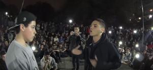 DANI vs TRUENO - Quinto Escalón 2016