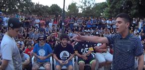 DANI MARTHA vs TRUENO UNDERDANN - 2vs1 Quinto Escalón 2016