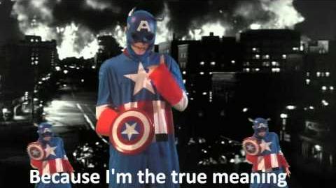 George Washington vs Captain America
