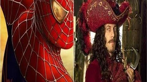 Rap Battle 11 - Spiderman vs