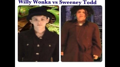 Willy Wonka vs Sweeney Todd
