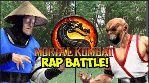 MORTAL KOMBAT EPIC RAP BATTLE!