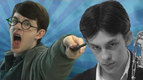 Harry Potter vs Harry Houdini - Epic Rap Battles of History (Parody)