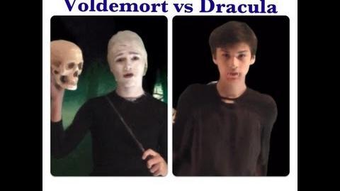 Voldemort vs Dracula