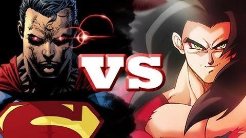 GOKU VS SUPERMAN THE RAP BATTLE-0