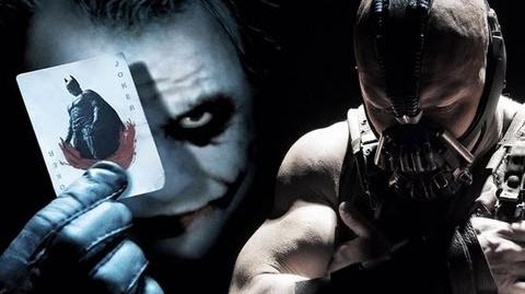 BANE VS THE JOKER EPIC RAP BATTLE