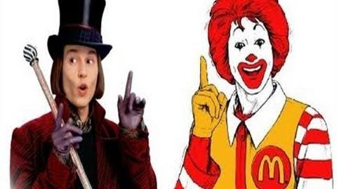 Rap Battle 7 - Willy Wonka vs