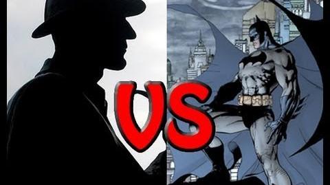 Batman vs Sherlock - Epic Rap Battles Of Cartoon History