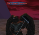 Black Hawk Destroyer