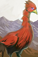 Poultry Evo 1 art card