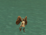 Waterfall Harpy Champion
