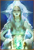 Ice Maiden Evo 2 Staged art card