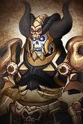 Death Gladiator Evo 1 art card