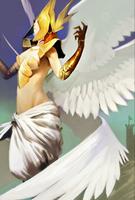 Angel Evo 3 art card