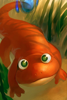 Salamander Evo 1 art card