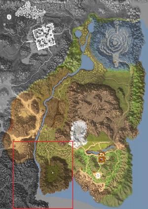 Map - Horizon Area - Horizon West