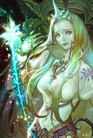 Ice Maiden Evo 3 art card