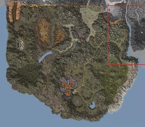 Map - Katan Area - Horizon West
