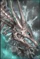 Game image card dragon squelettique