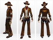 Cowboy male