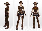 Cowboy female
