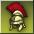 Icon helmet deco roma rare