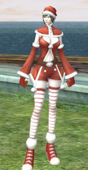 Santa female
